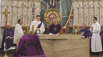 Łódzkiej Kościoły Stacyjne 2020 #13- kościół św. Brata Alberta