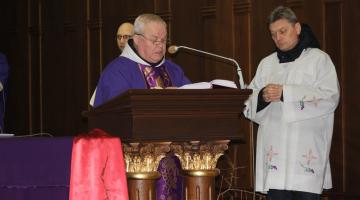 Łódzkie Kościoły Stacyjne 2020 #18- kościół św. Elżbiety Węgierskiej i bł. O. Anastazego Pankiewicza
