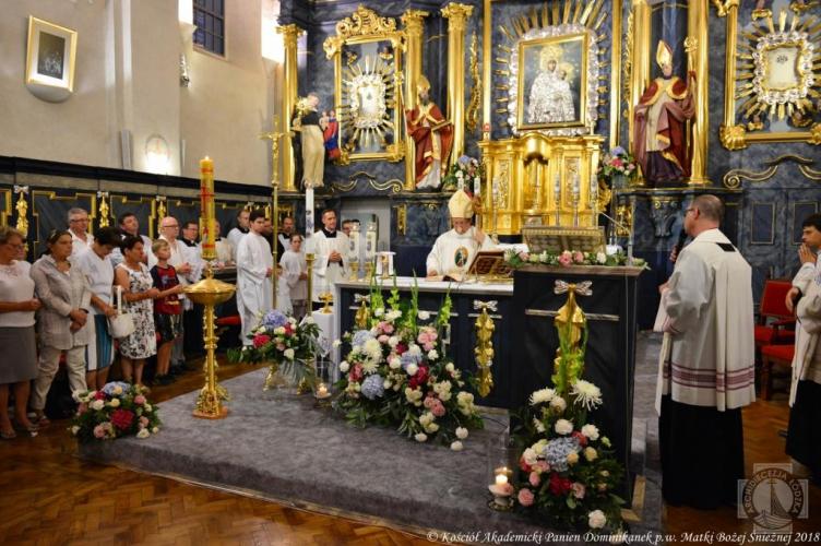 Transmisje Triduum Paschalnego od Panien Dominikanek z Piotrkowa Trybunalskiego
