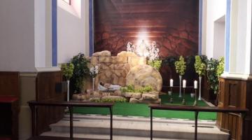 Galeria Grobów Pańskich 2020