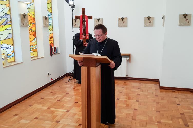 Droga Światła z arcybiskupem Grzegorzem – Wielkanoc 2020 #2