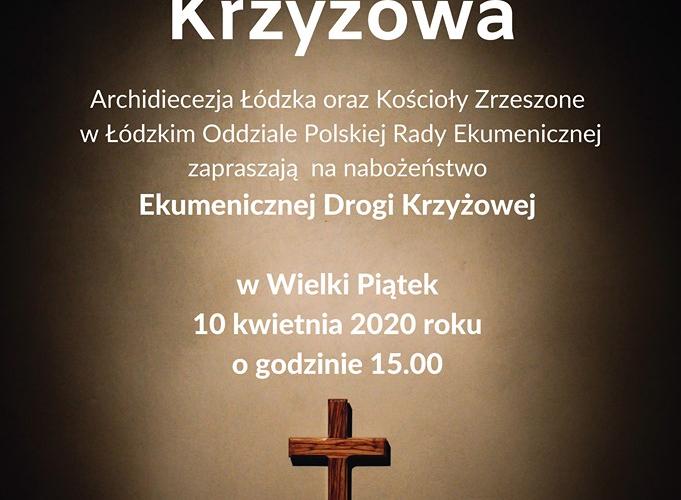 Ekumeniczna Droga Krzyżowa 2020