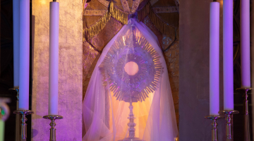 Liturgia na cześć Męki Pańskiej 2020