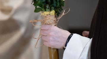 Wigilia Paschalna w Archikatedrze Łódzkiej 2020