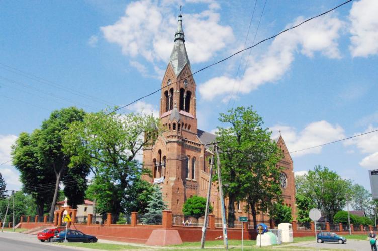 Parafia Parzno on-line