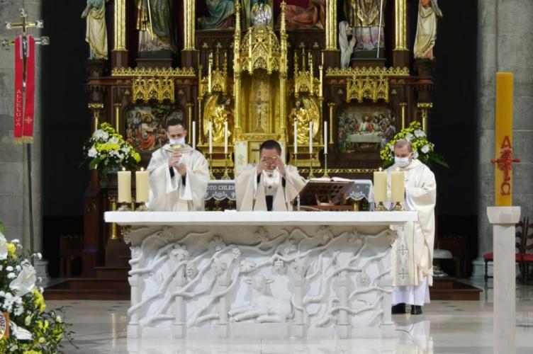 Abp Ryś: Kościół jest Pana