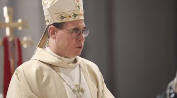 Abp Ryś: Bóg nie zostawi nas w chwili próby | 3 Maja w Archikatedrze Łódzkiej