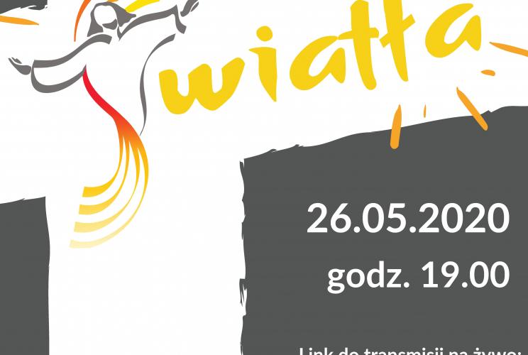 Łódzka Ekumeniczna Droga Światła on–line – już dziś o godz. 19:00