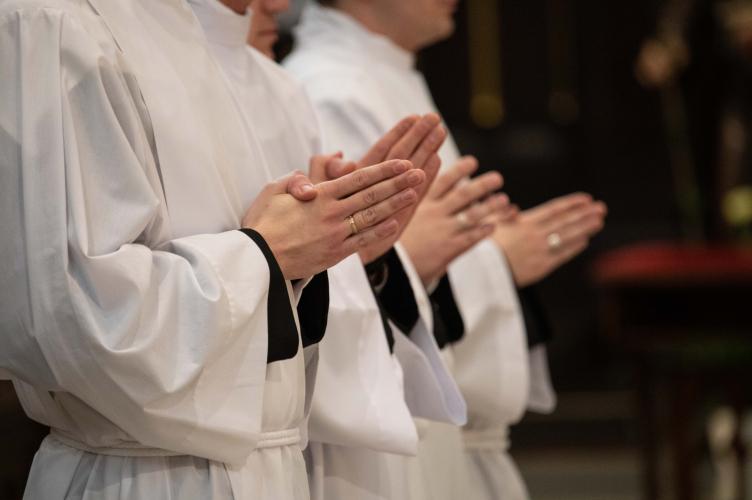 Święcenia Kapłańskie – zapowiedź