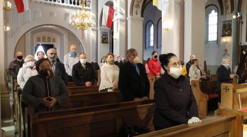 Archidiecezjalna pielgrzymka do Parzna 2020