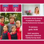 Przedszkole Żywioły i Szkoła Podstawowa Kompas - zapraszają!