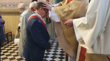 Prymicje ks. Macieja Grzelaka w parafii św. Józefa w Łodzi