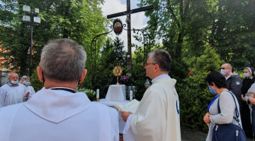 Boże Ciało u św. Józefa przy ul. Ogrodowej