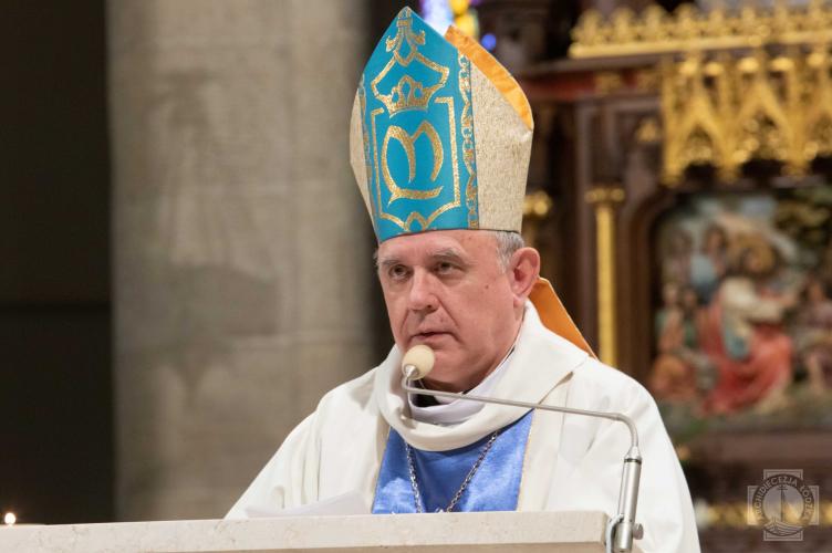 Dziś swoje imieniny obchodzi ksiądz biskup Ireneusz