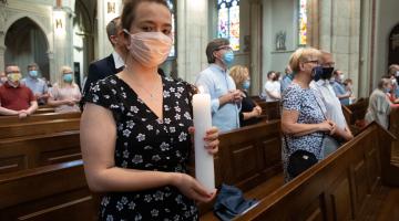 Abp Ryś do członów Ruchu Światło Życie: dajcie się posłać Panu do ewangelizacji w swoich domach!