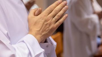 Abp Ryś: co Jezus mówi tobie na ucho? – lektorat kandydatów do Diakonatu Stałego