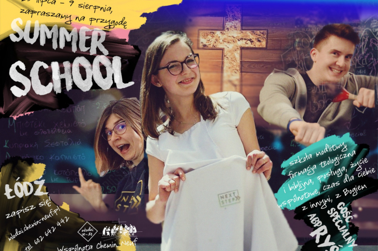 Summer School w Łodzi