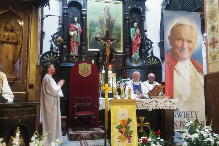 Doba Eucharystyczna w parafii Dobrego Pasterza