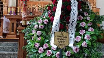 Pogrzeb śp. s. Teresy od Jezusa – Karmelitanki Bosej