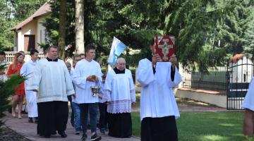 Odpust św. Ignacego z Loyoli w Żeroniach