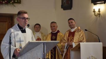 Odpust św. Ignacego z Loyoli w Żeroniach – 2020