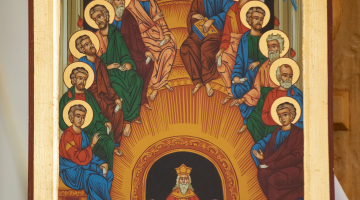 Abp Ryś: Bóg wyprowadzi ze śmierci życie, i to jest rzeczywista pociecha! – śluby we wspólnocie Sług Ducha Pocieszyciela
