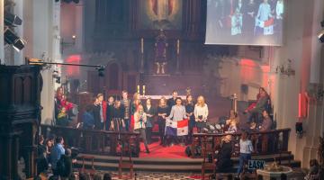 Łódzka świątynia oo. Jezuitów ogłoszona Diecezjalnym Sanktuarium Najświętszego Imienia Jezus