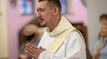 Polski Misjonarz z Nigerii przyjął święcenia kapłańskie w Łodzi