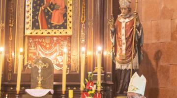 Abp Ryś podczas dożynek w Konstantynowie Łódzkim: Bóg w człowieku sieje ziano Słowa Bożego!
