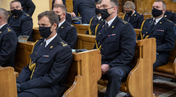 Ks. Krynicki: Być strażakiem to doskonałe wypełnianie przykazania miłości Boga i bliźniego! – V Pielgrzymka Strażaków Województwa Łódzkiego