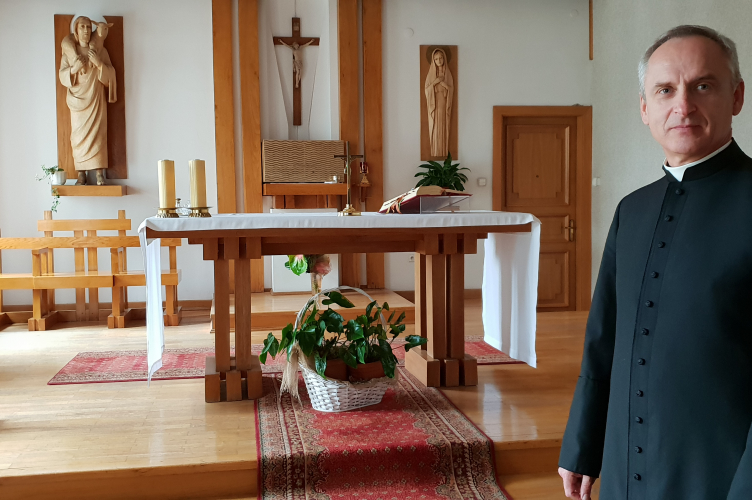 Ks. Falak o pracy także w kapłaństwie | dla księży #59