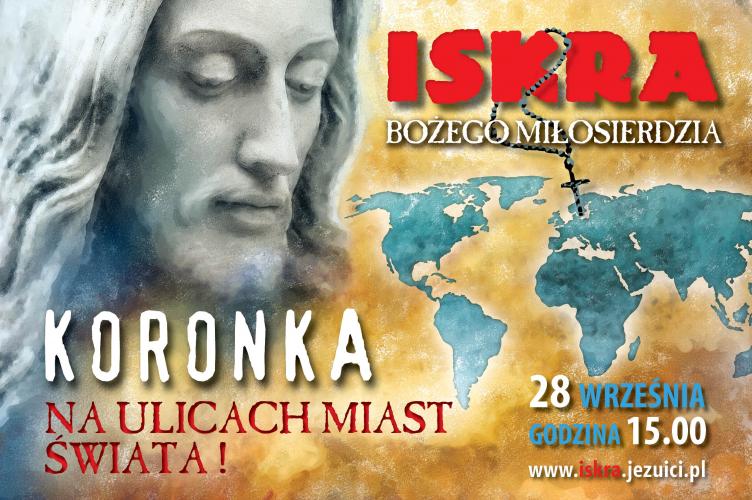 Koronka do Bożego Miłosierdzia na ulicach miast świata 2020   Archidiecezja  Łódzka
