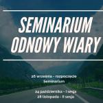 Zacznij od nowa! - Seminarium odnowy wiary