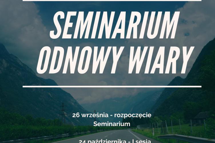 Zacznij od nowa! – Seminarium odnowy wiary