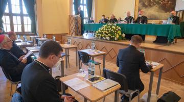 Rozpoczęło się 387. zebranie plenarne Konferencji Episkopatu Polski