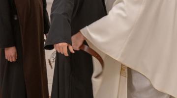 Abp Ryś do braci nowicjuszy: Nie wkładajcie tych habitów, jakby nie miały pokazywać prawdy waszych wnętrz!
