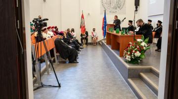 Abp Ryś o Stanisławie ze Skarbimierza o jedności Kościoła – wykład na Chrześcijańskiej Akademii Teologicznej