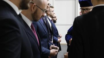 Inauguracja Roku Akademickiego 2020/2021 w uczelniach teologicznych Łodzi