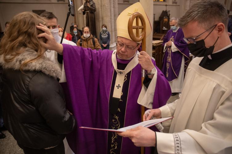 Katechumenat w Kościele jest Skarbem - przyjęcie do Katechumenatu
