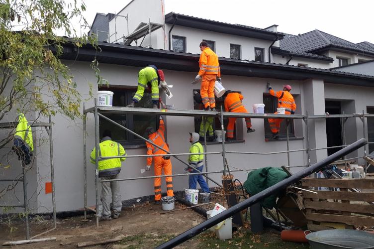 Budowa Domu Seniora w Kaszewicach