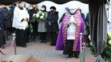 Ostatnie pożegnanie ks. Antoniego Pietrasa | FOTO