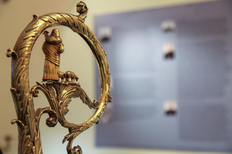 Otwarcie Jubileuszowej Wystawy w 100-lecie Diecezji Łódzkiej w Muzeum Archidiecezjalnym