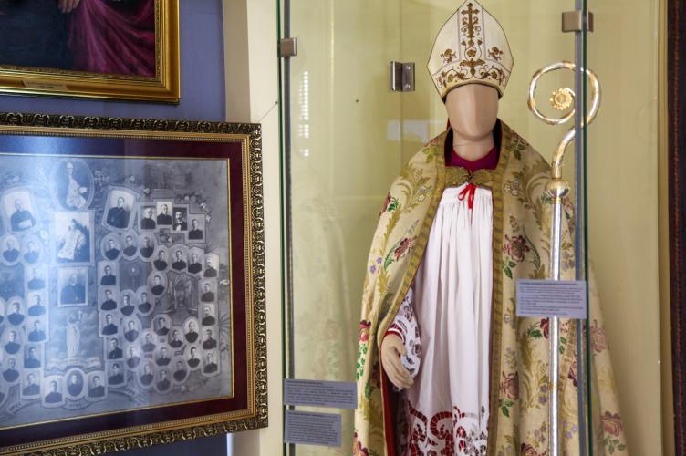Otwarcie Jubileuszowej Wystawy w 100-lecie Diecezji Łódzkiej - 2020