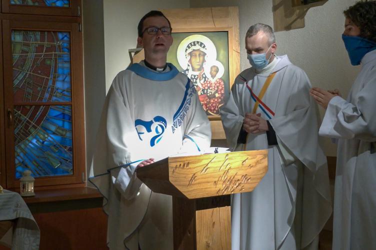 Abp Ryś w DA5: Maryja stawia Kościół do pionu, wzywając Kościół do nawrócenia!
