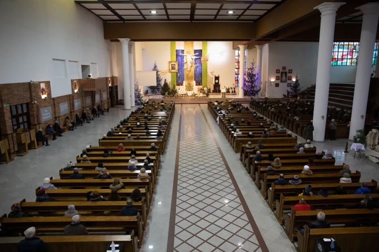 40-lecie parafii pw. Matki Boskiej Jasnogórskiej w Łodzi na Widzewie - 2020