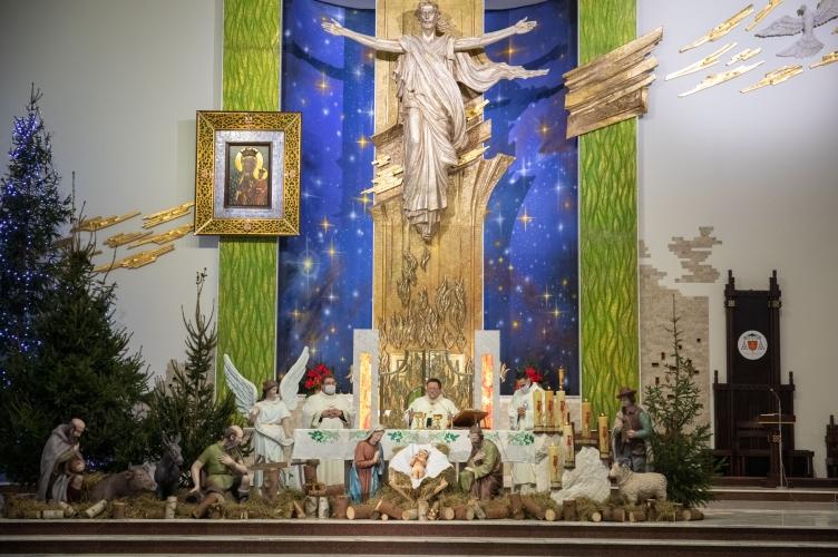 Abp Ryś: Kościół jest w świecie przedłużeniem Maryi!