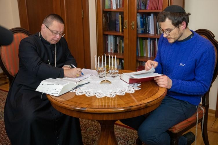 Łódzkie obchody XXIV Dnia Judaizmu w Kościele Katolickim