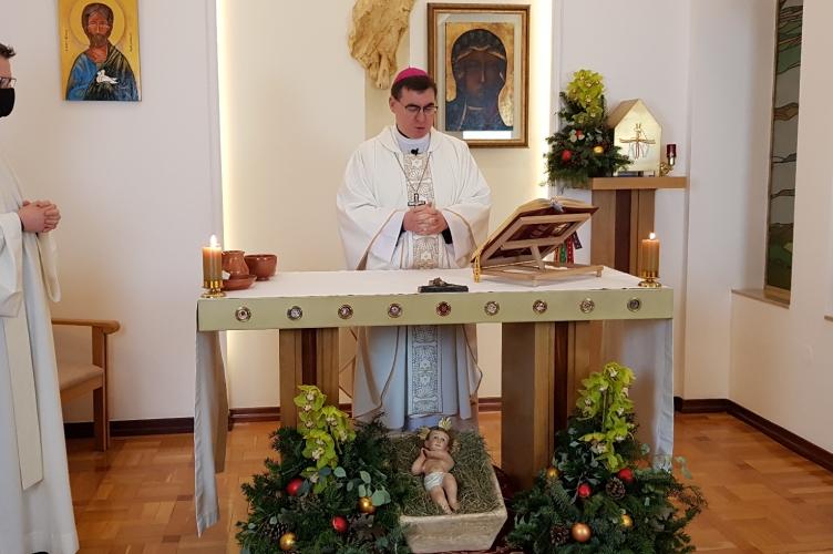 Bp Marczak: świadkowie posłani przez Boga są pokorni i cisi podobnie jak ten, który ich posyła!