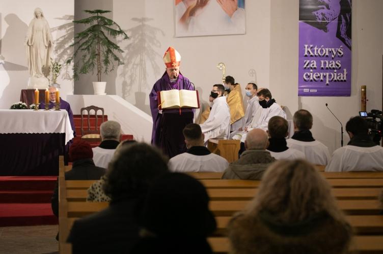 Wielkopostne Kościoły Stacyjne Łodzi 2021 - Kościół Najświętszej Eucharystii #4