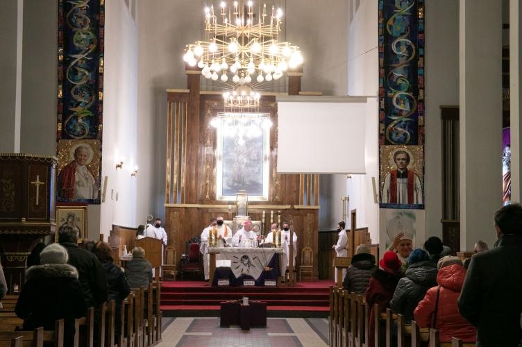 Wielkopostne Kościoły Stacyjne Łodzi 2021 - Kościół św. Franciszka z Asyżu #5